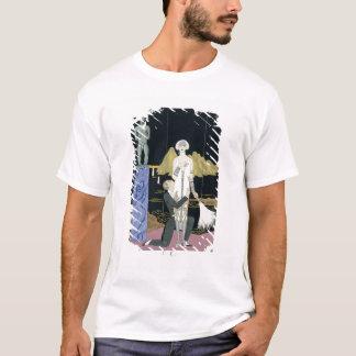 T-shirt Night, 1925 (copie de pochoir)