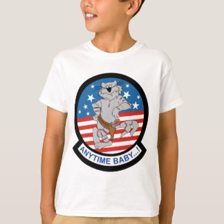 T-shirt N'importe quand bébé F14