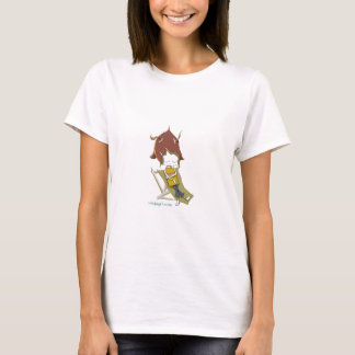 T-shirt ninja de recliney