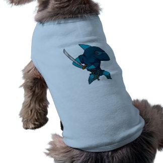 T-shirt Ninja de requin