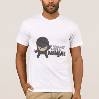 T-shirt Ninja sournois