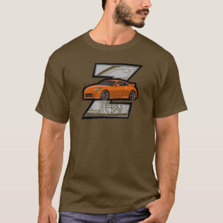 T-shirt Nismo 350Z