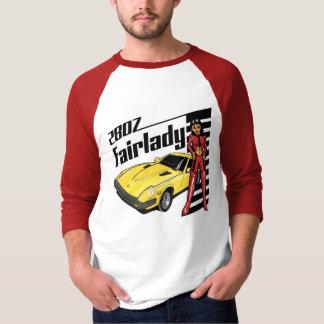 T-shirt Nissan 280z Fairlady