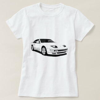 T-shirt Nissan 300ZX Turbo jumeau