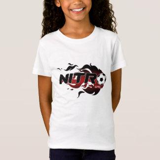 T-shirt nitro de filles