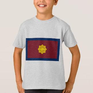 T-shirt Niveau de l'armée du salut, drapeau religieux