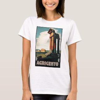 T-shirt Nizzoli Agrigente Sicile Italie