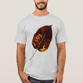 T-shirt No. 1 de feuille de poire