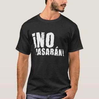 T-shirt no pasaran