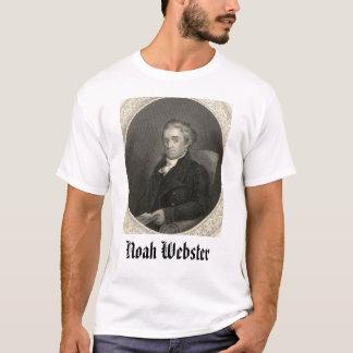 T-shirt Noah Webster, LLD., Noah Webster