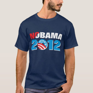 T-SHIRT NOBAMA 2012