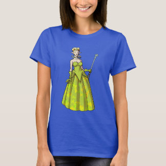 T-shirt noble de golfeur d'Elf