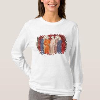 T-shirt Nobles conspirant contre le Roi Louis