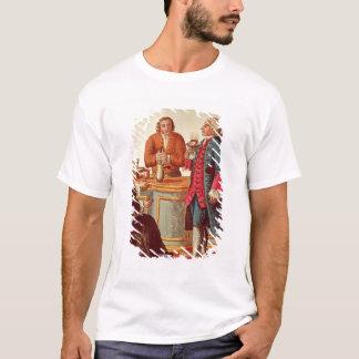 T-shirt Nobles vénitiens dans un café