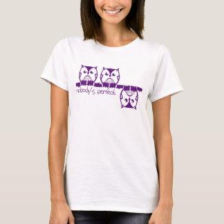 T-shirt Noboy parfait