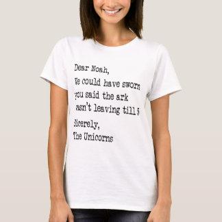 T-shirt Noé et les licornes