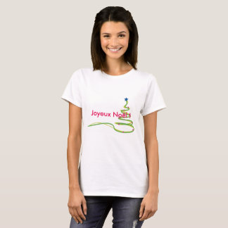 T-shirt Noël