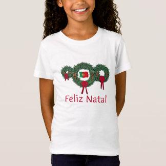 T-Shirt Noël 2 du Portugal