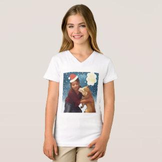 T-shirt Noël avec Kobe 2,0