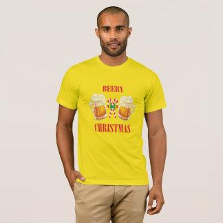 T-shirt Noël de baie