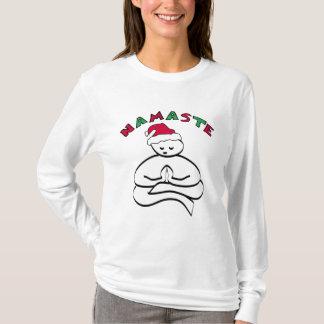 T-shirt Noël de Bouddha