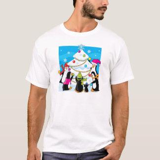 T-shirt Noël de glace