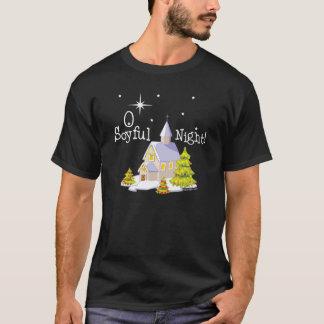 T-shirt Noël de nuit d'O Soyful