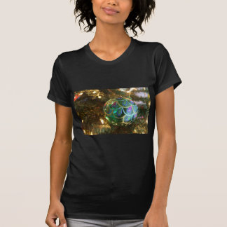 T-shirt Noël de paon
