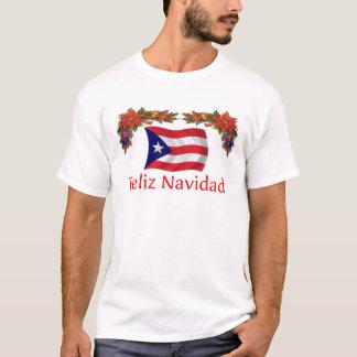 T-shirt Noël de Porto Rico