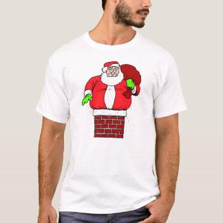 T-shirt Noël drôle d'humour de vacances de plaisanterie de