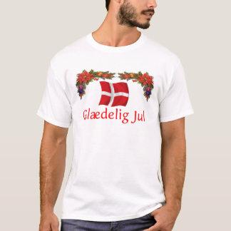 T-shirt Noël du Danemark