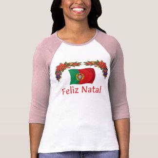 T-shirt Noël du Portugal