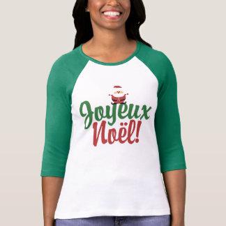 T-shirt Noël heureux de Joyeux Noel
