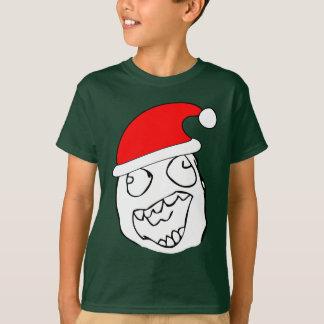 T-shirt Noël heureux Meme de Derp