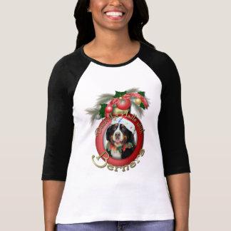 T-shirt Noël - plate-forme les halls - Berners