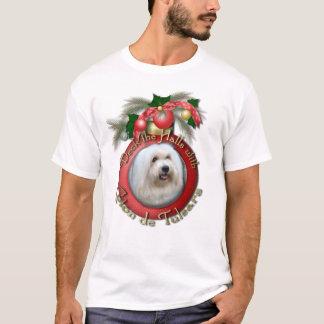 T-shirt Noël - plate-forme les halls - Cotons