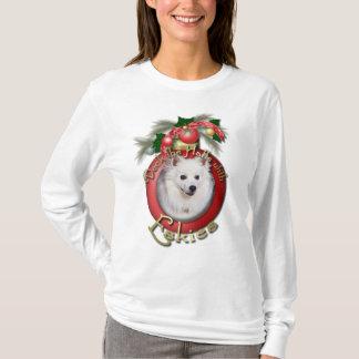 T-shirt Noël - plate-forme les halls - Eskies
