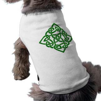 T-shirt Noeud celtique - habillement d'animal familier de