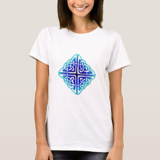 T-shirt Noeud celtique traditionnel de diamant