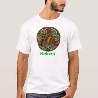 T-shirt Noeud de Celtic du Nelson