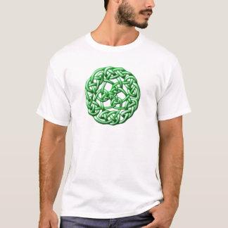 T-shirt noeud ornement celte celtic knot