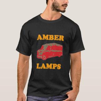 T-shirt (noir) AMBRE de LAMPES
