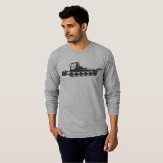T-shirt Noir d'autoneige