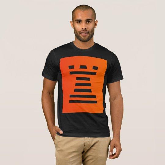 T-shirt Noir de ChessME