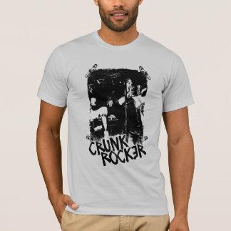 T-shirt Noir de goupille de sécurité de balancier de Lil