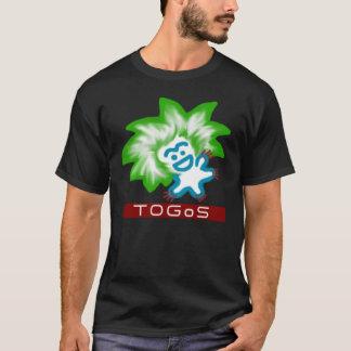 T-shirt noir de MulkerLogo2c