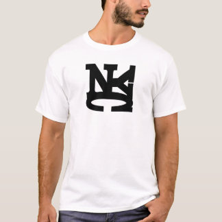 T-SHIRT NOIR DE NYC