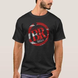 T-shirt Noir de Royale de bataille