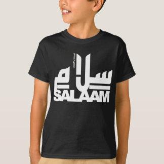 T-shirt Noir de Salaâm