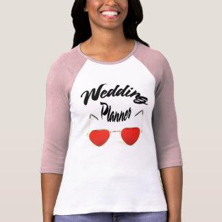 T-shirt Noir du wedding planner (2)